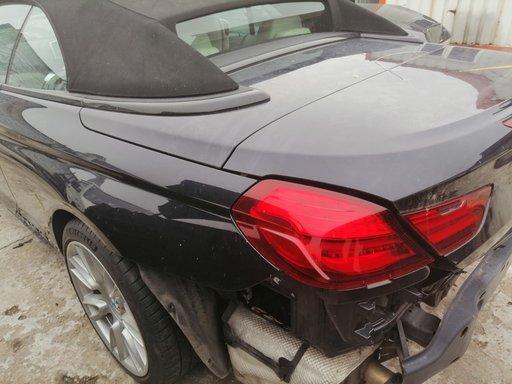 Dezmembrez BMW 640d F13 cabriolet