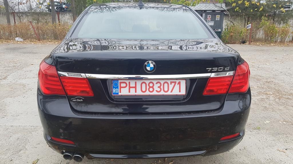 Dezmembrez BMW 730D din 2010 N47D30A/B euro 5