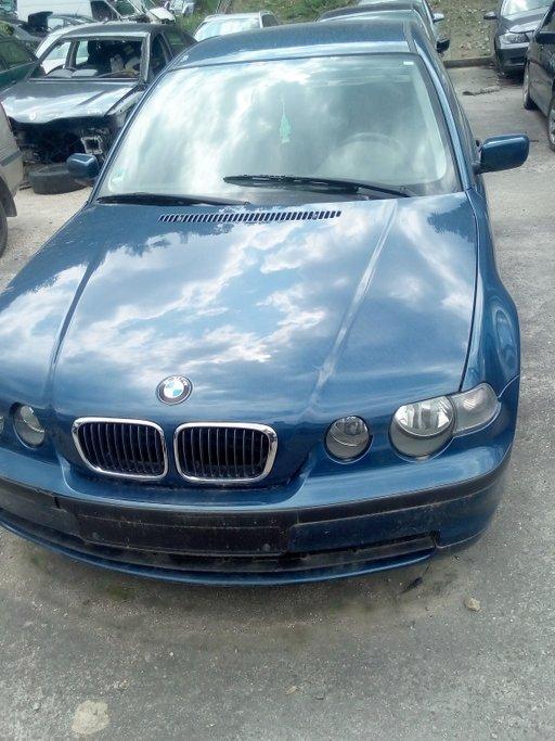 Dezmembrez BMW cod motor E4 1.8 85 Kw 2003