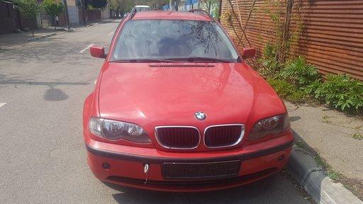 Dezmembrez BMW e 46 , an 2003 , motor 2.0 diesel