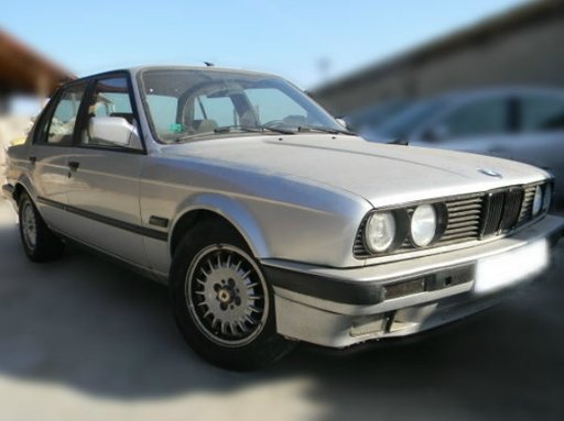 Dezmembrez BMW E30 sedan 316i 75kw (102cp) tip 16 4E 1 an 1990