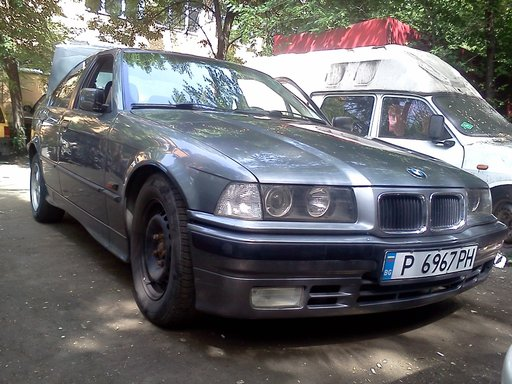 Dezmembrez BMW e36 coupe 320i vanos S3