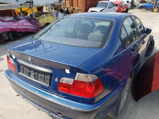 Dezmembrez BMW E46 2001 2.0d 136cp