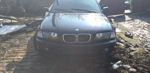 Dezmembrez BMW e46 318i 1.9 benzina piese dezmembrari 316