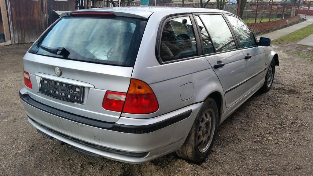 Dezmembrez BMW E46 320 d 2001, 2.0 d , 136 cp, cutie viteze