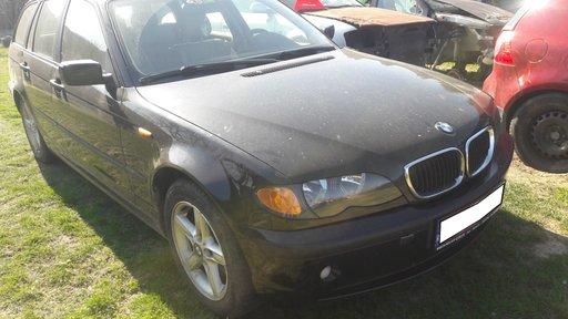 Dezmembrez BMW E46 320D, 150CP, 2003