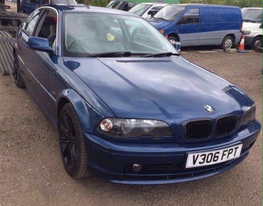 Dezmembrez BMW E46 Coupe 323 2.5 benzina 5Trepte 1999
