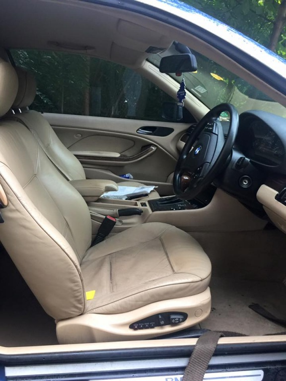 Dezmembrez BMW e46 Coupe an 2002 325 CI M54B25
