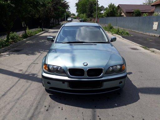 Dezmembrez BMW e46 facelift 318i n42