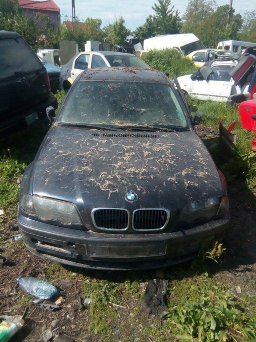 Dezmembrez BMW E46 motor 1.9I din 2000