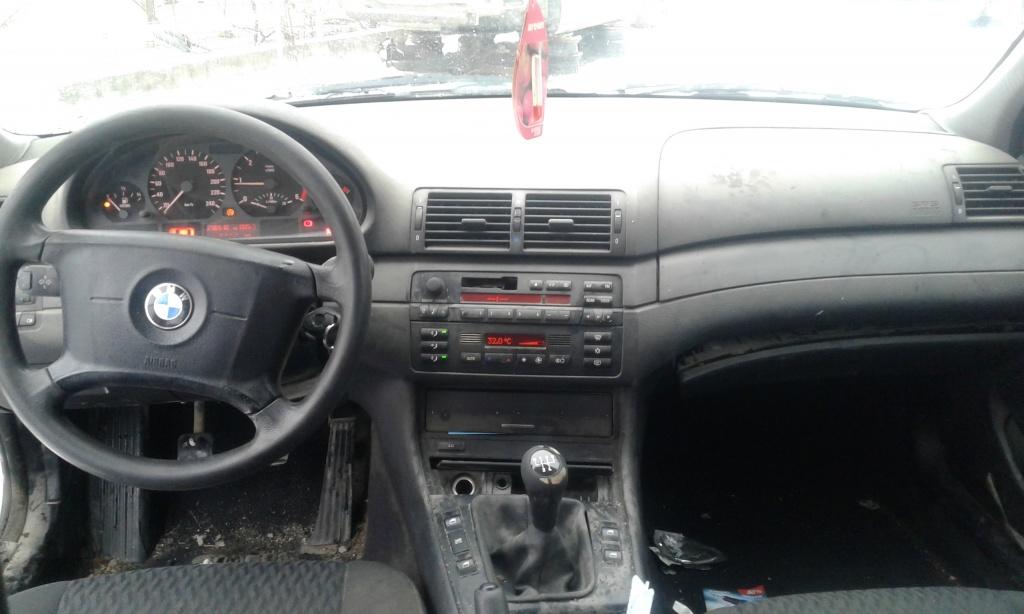 Dezmembrez BMW E46 Touring 2.0 D, 136 CP M47
