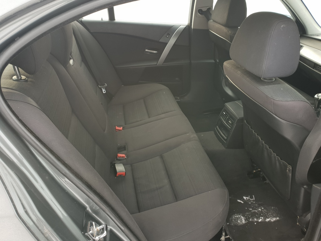 Dezmembrez BMW E60 520d 163cp an 2006 cod motor M47 dezmembrari e60
