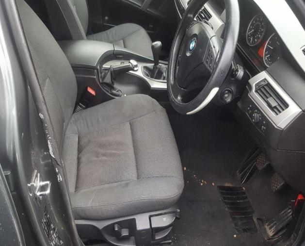 Dezmembrez BMW E60 525D