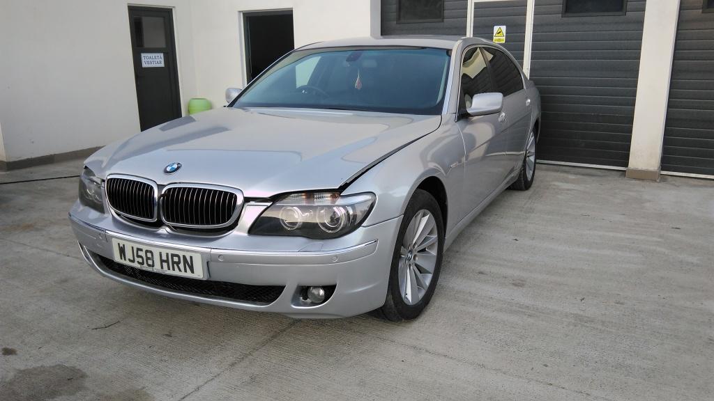 Dezmembrez BMW E66 fab. 2008, 3.0d, 231 cai