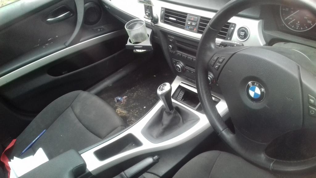Dezmembrez BMW E90 Combi Facelift