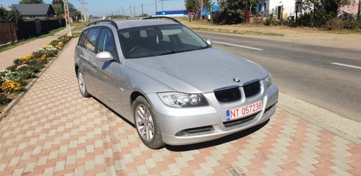Dezmembrez BMW E91 318i an 2007 N46B20A dezmembrari e90/91