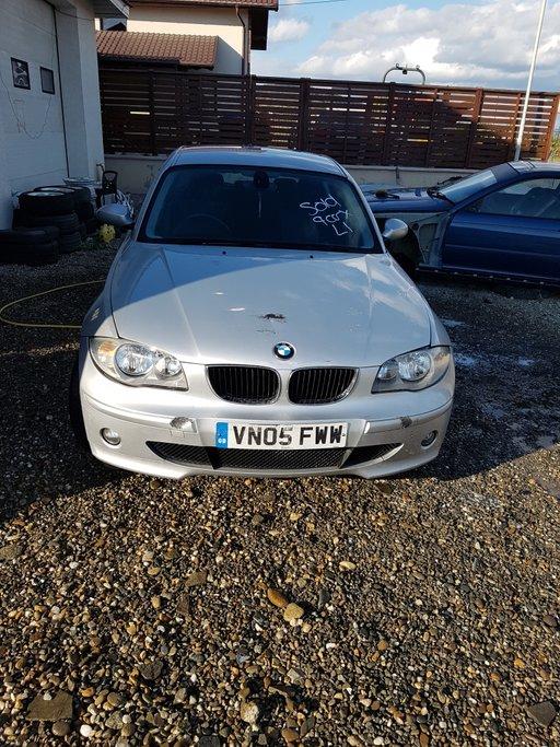 Dezmembrez BMW Seria 1 118 B 2.0 Benzina 130 CP 2005