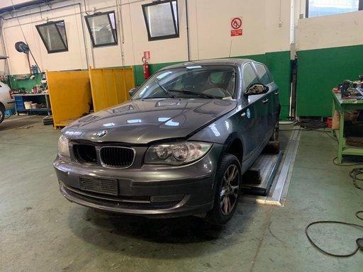 Dezmembrez BMW Seria 1 ,an 2007 ,1.6 I ,tip motor