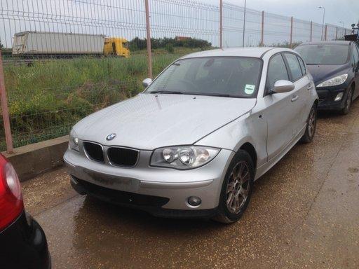 Dezmembrez BMW seria 1 din 2006 1.6 benzina