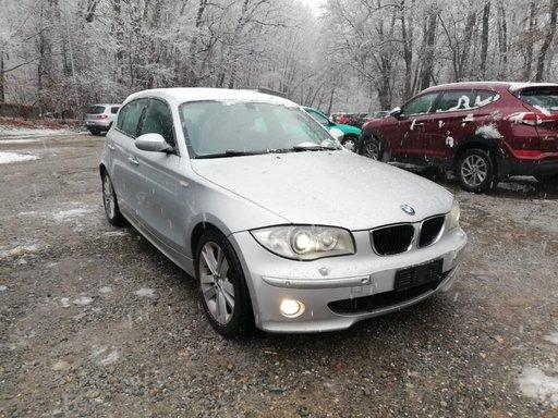 Dezmembrez BMW Seria 1 E81 E87, 2.0 diesel, 163 cp, an 2006