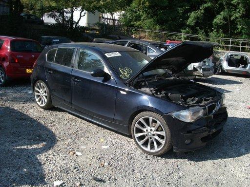 Dezmembrez BMW Seria 1 E87, 120D, 2.0 diesel, 163 cp, an 2006