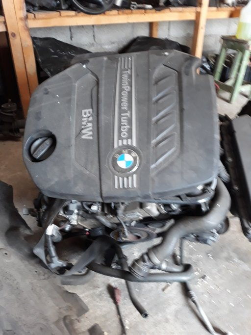 Dezmembrez bmw seria 1 f20 1.6 diesel an 2015