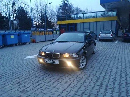Dezmembrez BMW Seria 3 Cabriolet E46 2002 Cabrio 2.0