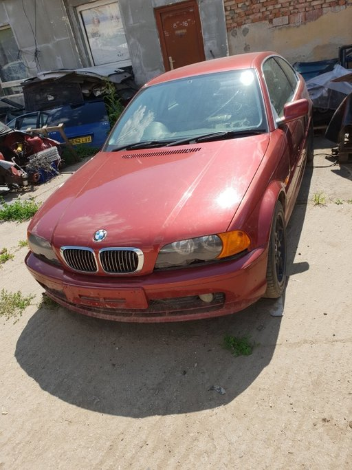 Dezmembrez BMW Seria 3 Coupe E46 2000 Coupe 323i
