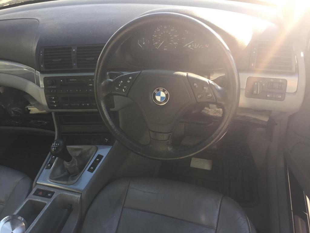 Dezmembrez BMW Seria 3 Coupe E46 2001 Coupe 2.5
