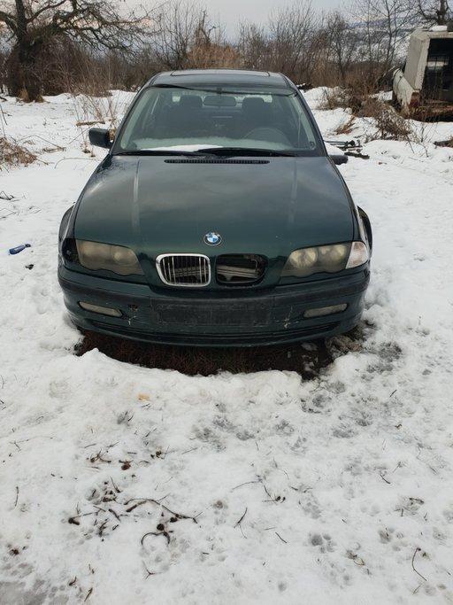 Dezmembrez BMW Seria 3 E46 2000 Sedam 1.9i