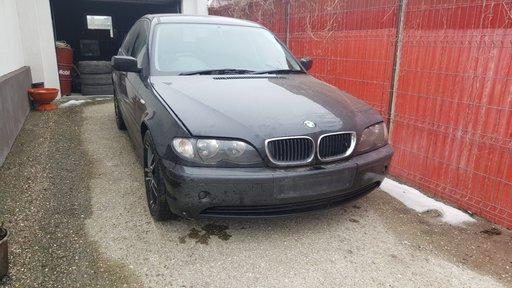 Dezmembrez BMW Seria 3 E46 2002 berlina 1.8