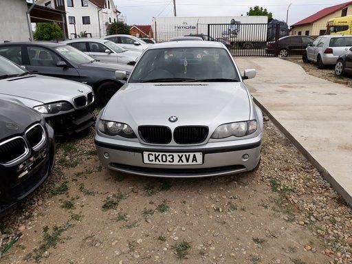 Dezmembrez BMW Seria 3 E46 2003 Berlina 2.0 d
