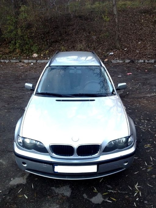 Dezmembrez BMW Seria 3 E46 2003 berlina + break 2.0