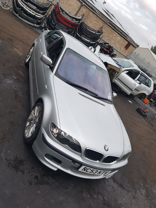 Dezmembrez BMW Seria 3 E46 2004 Sedan Facelift 2.0D