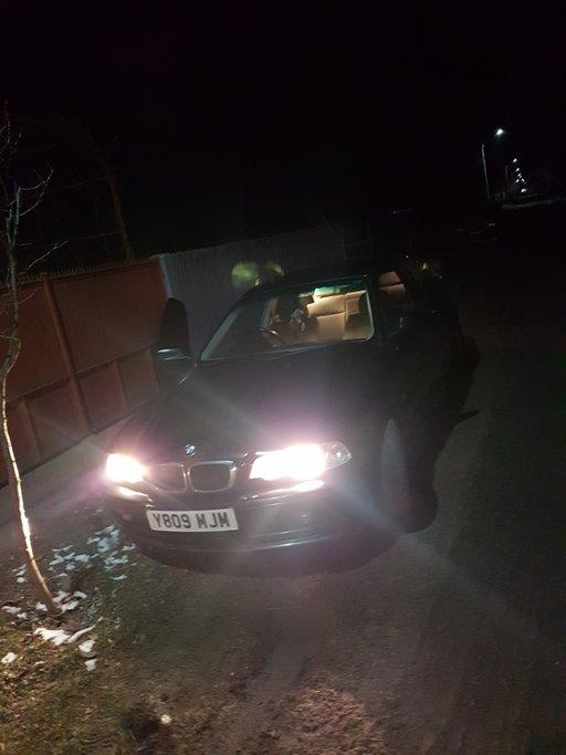 Dezmembrez BMW seria 3 e46 318Ci motor 1.9 benzina
