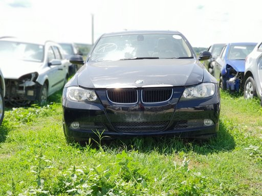Dezmembrez BMW SERIA 3 E90 318d cod motor M47N2 2.0 diesel 122cp FABRICATIE 2007