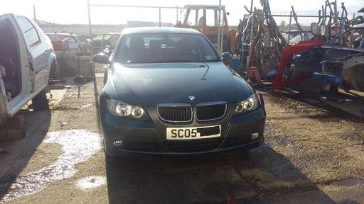 Dezmembrez BMW Seria 3 E90 320d din 2005 motor 2.0 diesel 163CP