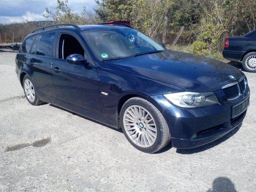 Dezmembrez BMW Seria 3 E90, E91 320d, an 2005, motor 2.0, touring