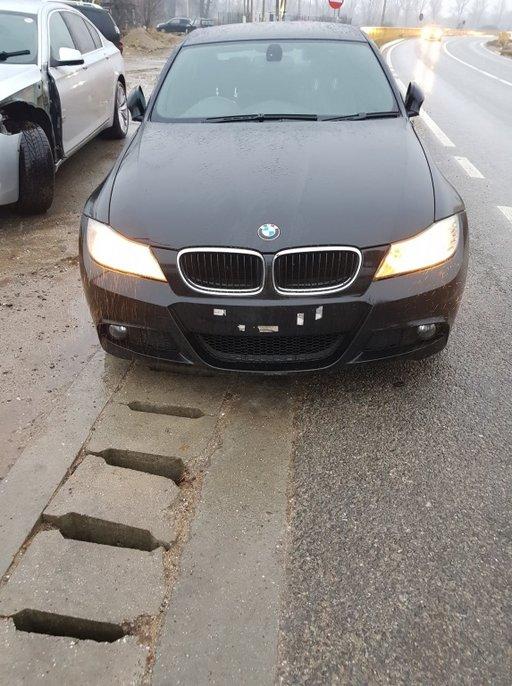 Dezmembrez BMW seria 3 E90 LCI 2.0i BLACK SAPPHIRE pachet M N43B20A 143cp