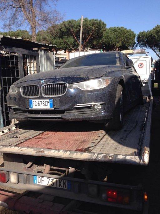 Dezmembrez BMW seria 3 f30 2.0 d 2014