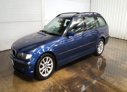 Dezmembrez BMW Seria 3 Touring E46 2003 Break 2.0D