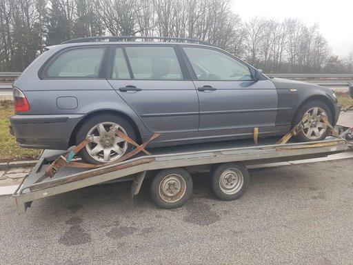 Dezmembrez BMW Seria 3 Touring E46 2003 Touring 320D 1995cm3 110Kw