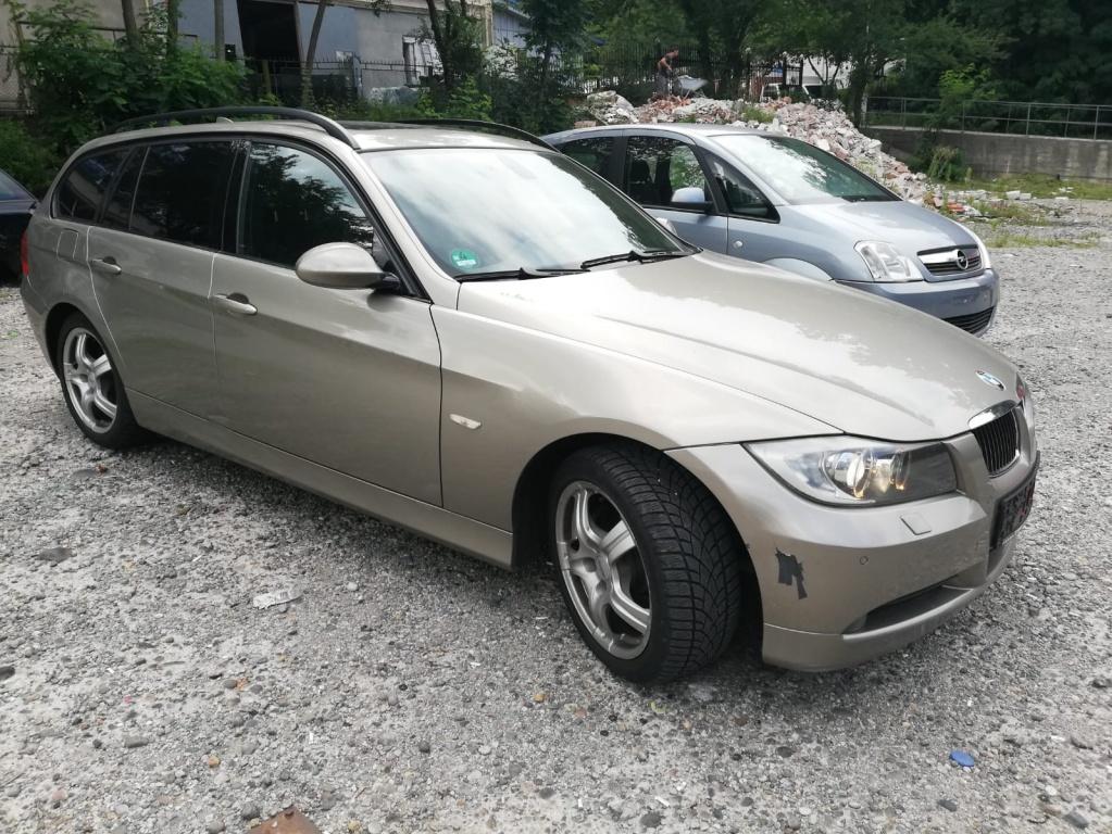 Dezmembrez BMW Seria 3 Touring E91 2007 525d 3.0d