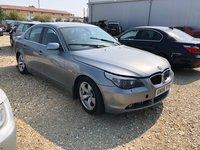 Dezmembrez BMW Seria 5 E60 2006 Sedan 2.0 d