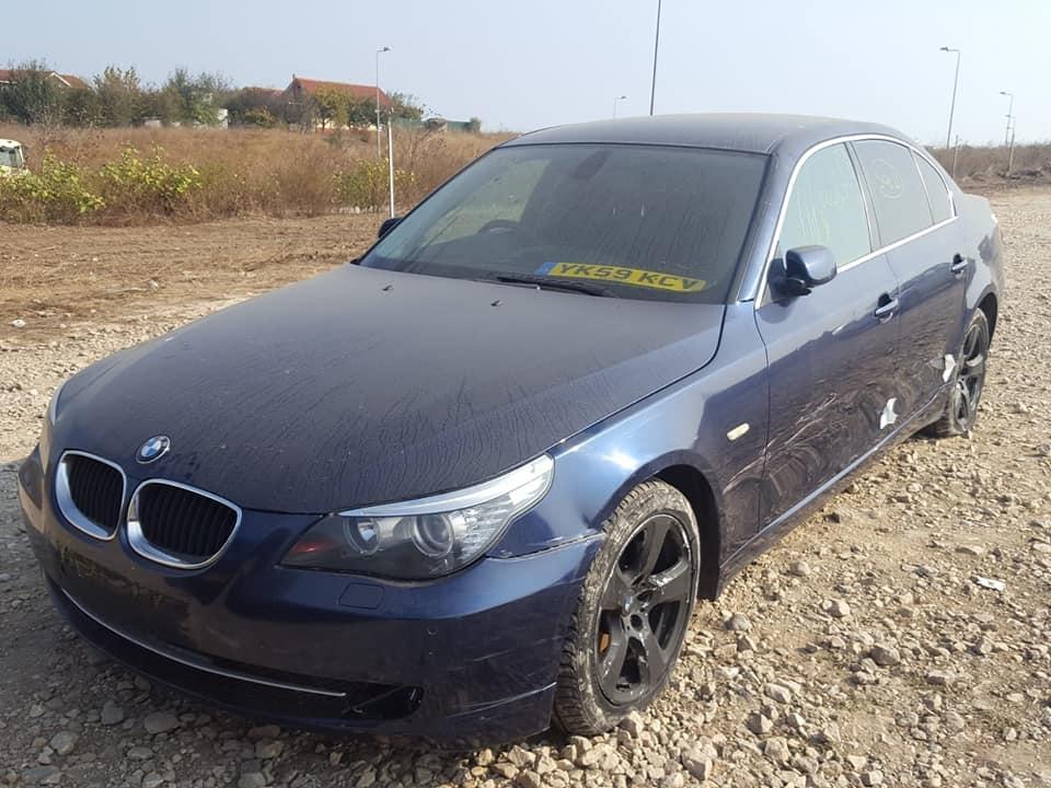 Dezmembrez BMW SERIA 5 E60,motor 2.0 D,6 trepte,an 2009