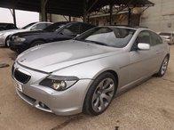 Dezmembrez BMW SERIA 6 / 645 COUPE SAU CABRIO/ PIESE BMW e63,e64 / piese din dezmembrare seria 6 motor 4,4