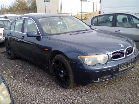 Dezmembrez BMW Seria 7 E65, E66 2002 LIMUZINA 735 I, LI