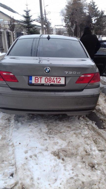 Dezmembrez Bmw Seria 7 E65,E66 730 D