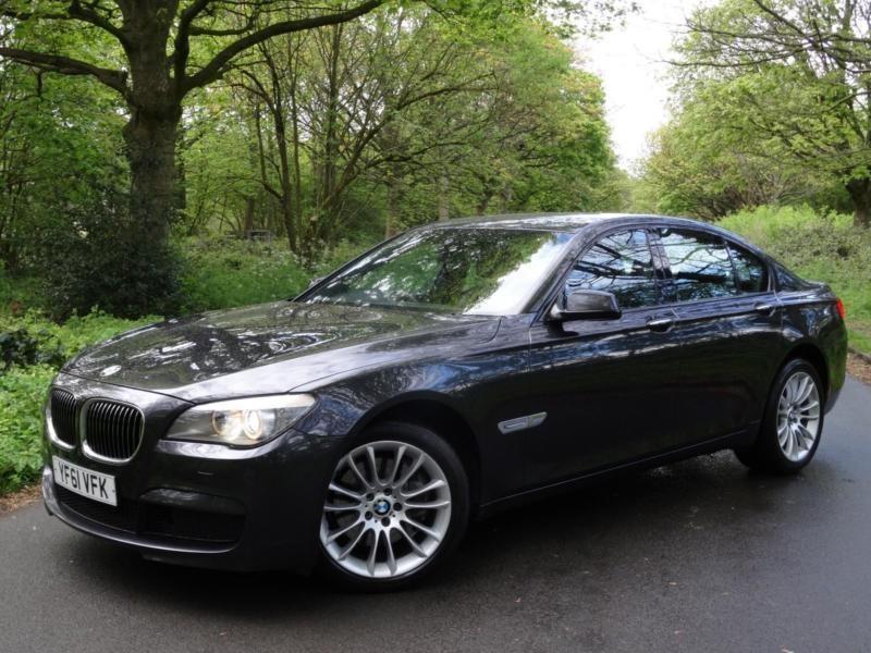 Dezmembrez BMW Seria 7 F01, F02 2012 LIMUZINA