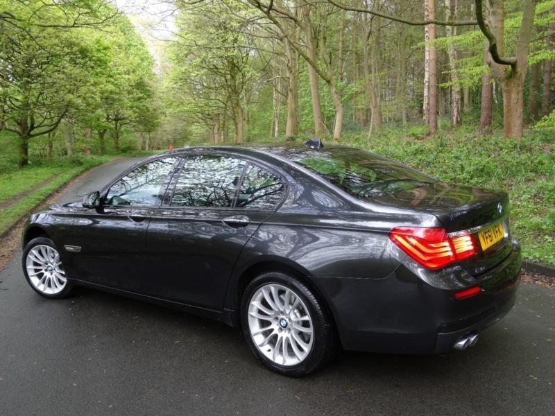Dezmembrez BMW Seria 7 F01, F02 2012 LIMUZINA 3.0
